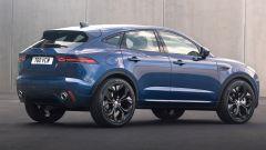 Jaguar E-Pace R-Dynamic Black Edition, SUV compatto ingioiellato - Immagine: 10