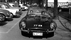 Jaguar E-Type 60 Edition: Jacques De Clippel a bordo della scoperta 77 RW