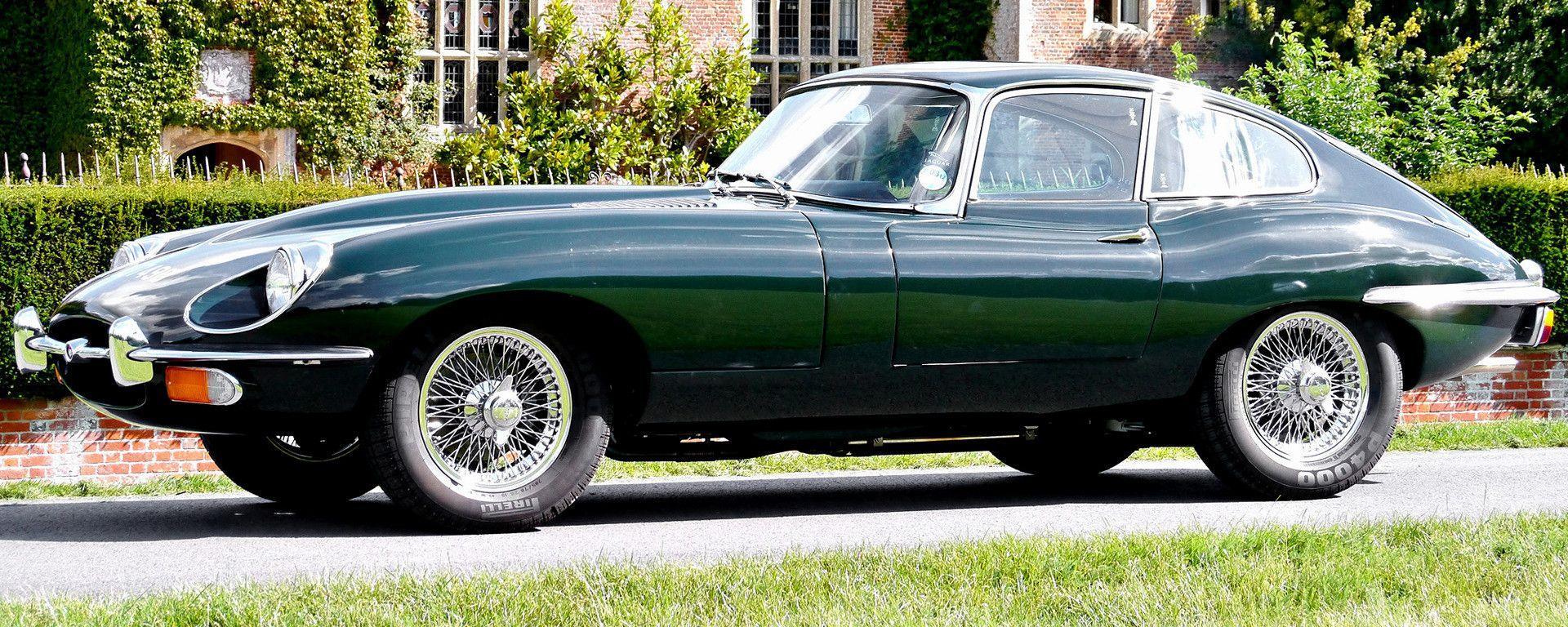 Jaguar E-Type 60 Edition: un'edizione speciale per i 60 anni di una delle icone dell'automobilismo