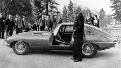 Jaguar E-Type 60 Edition: William Lyons accanto alla 9600 HP