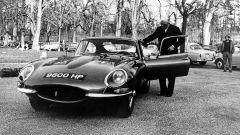 Jaguar E-Type 60 Edition: William Lyons prova la 9600 HP