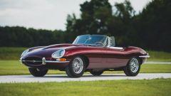 Jaguar E-Type Spider
