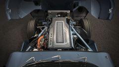 Jaguar E-type Zero: un cuore moderno in una meccanica vintage