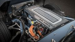 Jaguar E-type Zero: V12 addio, qui il motore è elettrico