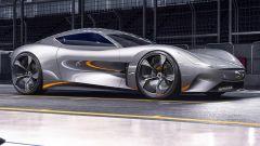 Jaguar EV-Type: a quando la supercar elettrica? Il render - Immagine: 1