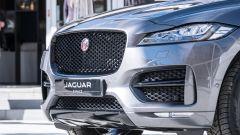 Jaguar F Pace 2019: upgrade per interni e adas ma la SVR... - Immagine: 2