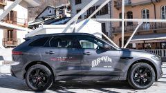 Jaguar F Pace 2019: upgrade per interni e adas ma la SVR... - Immagine: 4