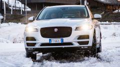 Jaguar F Pace 2019: upgrade per interni e adas ma la SVR... - Immagine: 9