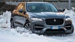 Jaguar F Pace 2019: upgrade per interni e adas ma la SVR... - Immagine: 11
