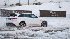 Jaguar F Pace 2019: upgrade per interni e adas ma la SVR... - Immagine: 14