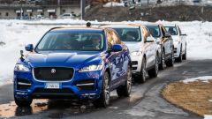 Jaguar F Pace 2019: upgrade per interni e adas ma la SVR... - Immagine: 15