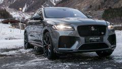 Jaguar F Pace 2019: upgrade per interni e adas ma la SVR... - Immagine: 1