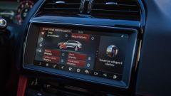 Jaguar F Pace 2019: upgrade per interni e adas ma la SVR... - Immagine: 25