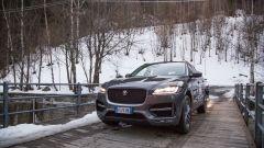 Jaguar F Pace 2019: upgrade per interni e adas ma la SVR... - Immagine: 28