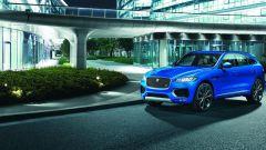 Jaguar F-Pace: foto e info ufficiali - Immagine: 4