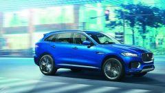 Jaguar F-Pace: foto e info ufficiali - Immagine: 5