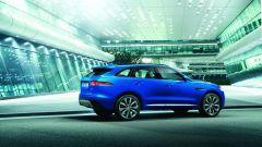 Jaguar F-Pace: foto e info ufficiali - Immagine: 6