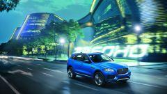 Jaguar F-Pace: foto e info ufficiali - Immagine: 7
