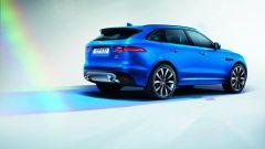 Jaguar F-Pace: foto e info ufficiali - Immagine: 10