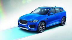 Jaguar F-Pace: foto e info ufficiali - Immagine: 9