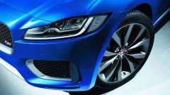Jaguar F-Pace: foto e info ufficiali - Immagine: 11