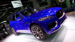 Jaguar F-Pace: foto e info ufficiali - Immagine: 1