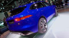 Jaguar F-Pace: foto e info ufficiali - Immagine: 2