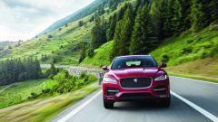 Jaguar F-Pace: foto e info ufficiali - Immagine: 15