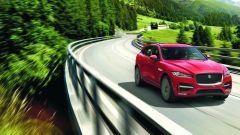 Jaguar F-Pace: foto e info ufficiali - Immagine: 16