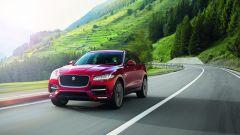 Jaguar F-Pace: foto e info ufficiali - Immagine: 18