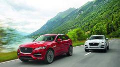 Jaguar F-Pace: foto e info ufficiali - Immagine: 20