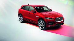 Jaguar F-Pace: foto e info ufficiali - Immagine: 21