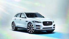 Jaguar F-Pace: foto e info ufficiali - Immagine: 25
