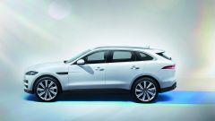 Jaguar F-Pace: foto e info ufficiali - Immagine: 27