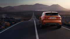 Jaguar F-Pace SVR 2021: il posteriore