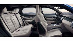 Jaguar F-Pace SVR 2021: interni
