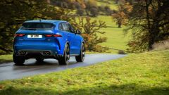 Jaguar F-Pace SVR 2021: il video