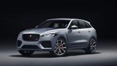 Jaguar F-Pace SVR: scatto da... leopardo - Immagine: 11