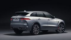 Jaguar F-Pace SVR: scatto da... leopardo - Immagine: 12