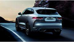 Jaguar F-Pace SVR: scatto da... leopardo - Immagine: 16