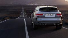 Jaguar F-Pace SVR: scatto da... leopardo - Immagine: 18