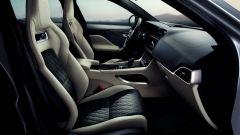 Jaguar F-Pace SVR: scatto da... leopardo - Immagine: 23
