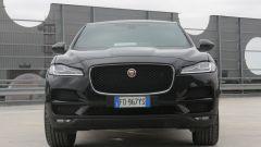 Jaguar F-Pace vs Mercedes GLC. Guarda il video - Immagine: 12