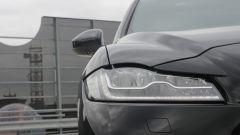Jaguar F-Pace vs Mercedes GLC. Guarda il video - Immagine: 13