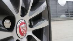 Jaguar F-Pace vs Mercedes GLC. Guarda il video - Immagine: 15