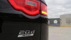 Jaguar F-Pace vs Mercedes GLC. Guarda il video - Immagine: 16