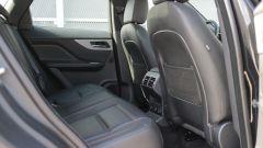 Jaguar F-Pace vs Mercedes GLC. Guarda il video - Immagine: 28