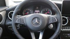 Jaguar F-Pace vs Mercedes GLC. Guarda il video - Immagine: 37