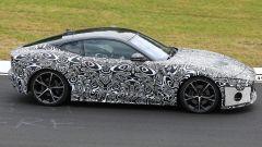 Jaguar F-Type 2020, prime foto spia