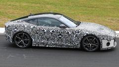 Jaguar F-Type 2020: proseguono i collaudi